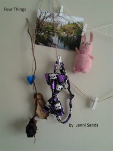 four things Jenni Sands